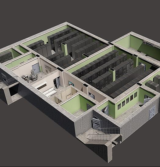 Data bunker