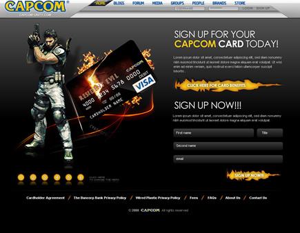 Capcom-Visa