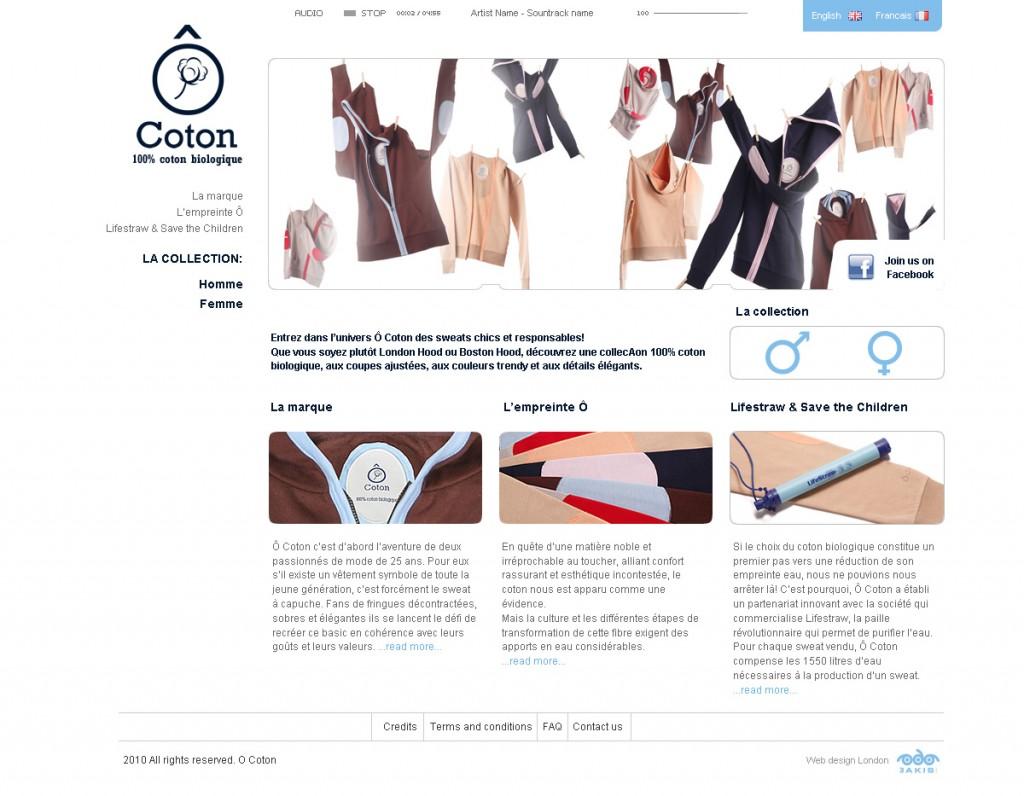 o-coton